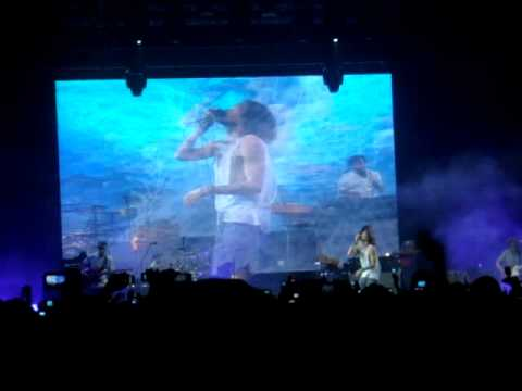 Incubus - Nice to know you @ Manila, Philippines; 28 July 2011