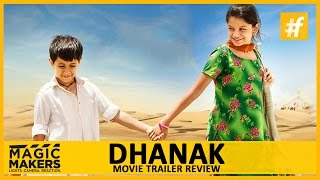Dhanak 2016 Nagesh Kukunoor Live on Magic Makers for Dhanak Movie Trailer Review