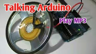 Talking Arduino Playing MP3 audio with Arduino Arduino PCM audio without audio or mp3 module