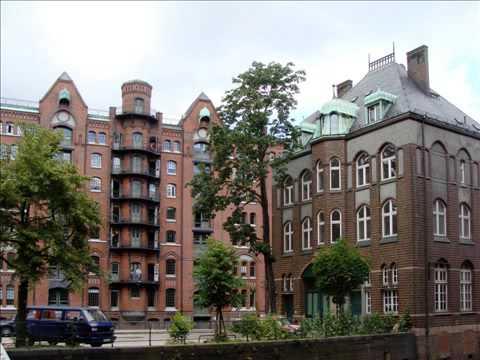 Germany: The Speicherstadt in Hamburg