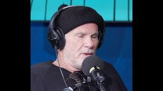 Drummer Chad Smith talked Ozzy's new album Ordinary Man and collabs w/ Elton/Slash + Post!