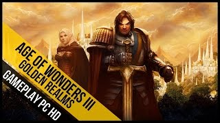 Age of Wonders III Golden Realms Gameplay (PC HD)