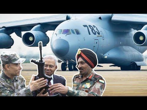 மிரட்டும் பாணியில் கெஞ்சும் சீனா..! China India Relationship at North East Border