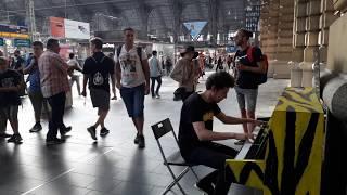 "Thomas Krüger – Crazy Piano Version Of ""PJANOO"" (Eric Prydz)"