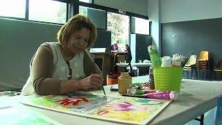Saint-Cyr l'école : street art à l'honneur pour la journée citoyenne