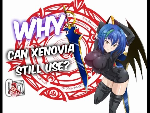 OD: Anime Theory - Why Can Xenovia Still Wield Durandal?