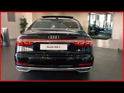 The New Audi A8 L - Interior Exterior 2018