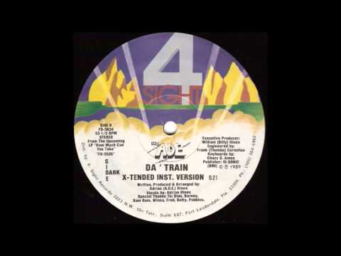 MC ADE  Da' Train Xtended Instrumental Version