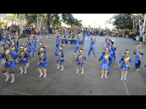 DRUM AND LYRE OF PACIANO RIZAL ELEMENTARY SCHOOL 2013(champion)