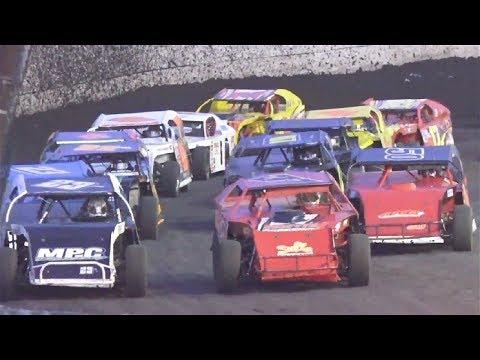 Dirt Modified MAIN 6-23-19 Petaluma Speedway
