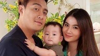 Kha Ly – Thanh Duy chụp ảnh với con trai Xuân Mai ở Mỹ(Tin tức Sao Việt)