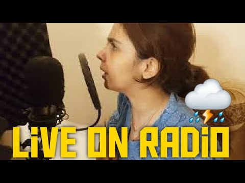 Live On Hot FM 105 | Radio | Pakistan | Rain in Karachi