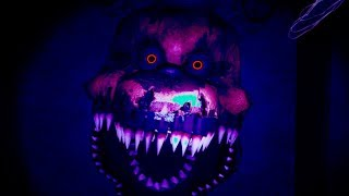 DESTROYING THE ANIMATRONICS IN A FIRE | Five Nights At Freddy's VR: Help Wanted PART 16