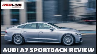 2020 Audi A7 Sportback Review | The coolest car money can buy?