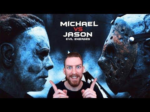 MICHAEL vs JASON: Evil Emerges - Fan Film Reaction! (17+!)