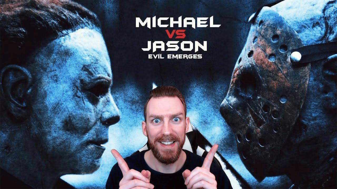 Michael Vs Jason Evil Emerges Fan Film Reaction 17 Youtube