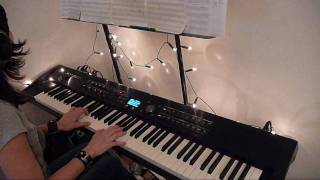Ayreon- The Shooting Company of Captain Frans B. Cocq - piano cover
