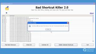 Bad Shortcut Killer video demo