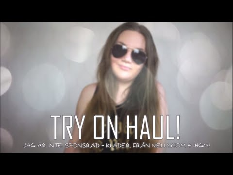 TRY ON HAUL!