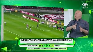 Ronaldo: Parada da Copa América fez mal para o Palmeiras