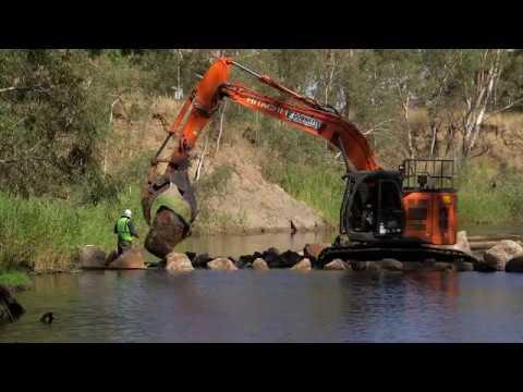 Bringing Back Fish To The Glenelg River