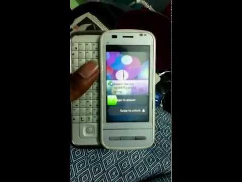 Nokia phone stuck at call screen VERY IRRITATING