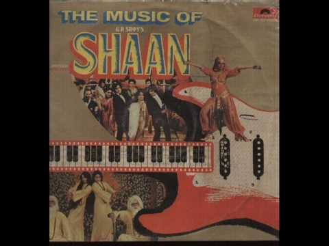 R D Burman - Shaan - Title Theme Music Track