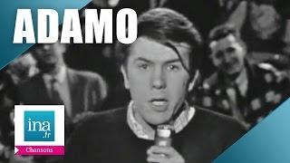 "Adamo ""Les filles du bord de mer"" (live officiel) | Archive INA"