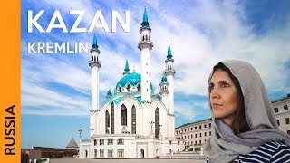 Kazan, Russia | tour at the Kremlin (2018 vlog | каза́нь)