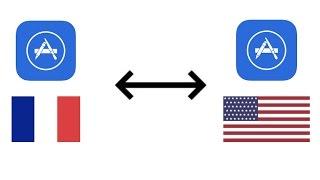 Changer son AppStore de pays !