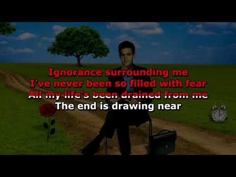 Dream Theater - A Change of Seasons - karaoke studio version