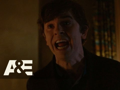 Bates Motel: Norman is Upset with His Mother Season 3, Episode 3  A&E