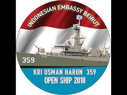 OPEN SHIP TOUR   KRI USMAN HARUN-359