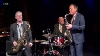 Jazz au Tivoli The Three Wisemen of Jazz & Scott Hamilton Tickle Toe