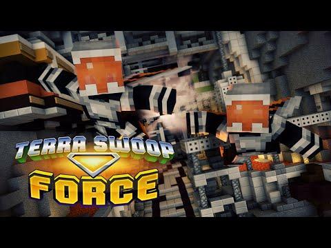Minecraft : ON S'ENVOLE AVEC SIPHANO (Terra Swoop Force)