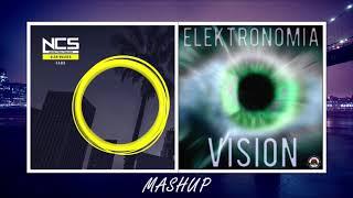Faded Vision   Alan Walker - Fade / Elektronomia - Vision (MASHUP)