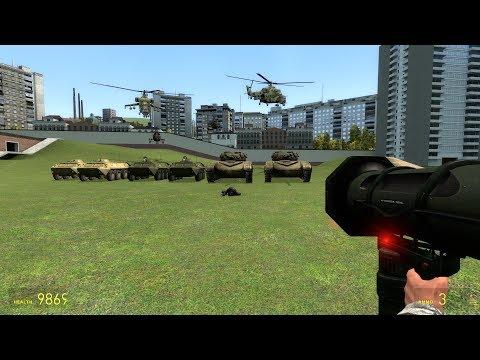 Garrys Mod в Steam. [VJ] S.T.A.L.K.E.R. Vehicles NPCs