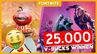 25.000 V-BUCKS WINNEN MET FORTNITE CONTEST?!