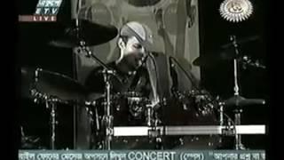 NOVA-Thikana (Drummer Rubelmaze) Live