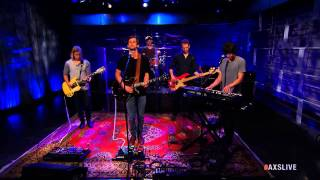 "The Rubens Perform ""My Gun"" on AXS Live"