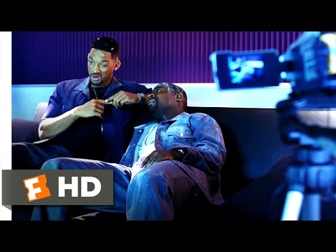 Bad Boys II (2003) - Video Store Partners Scene (3/10) | Movieclips