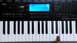 Dil Dosti Duniyadari Ringtone on Keyboard instrumental