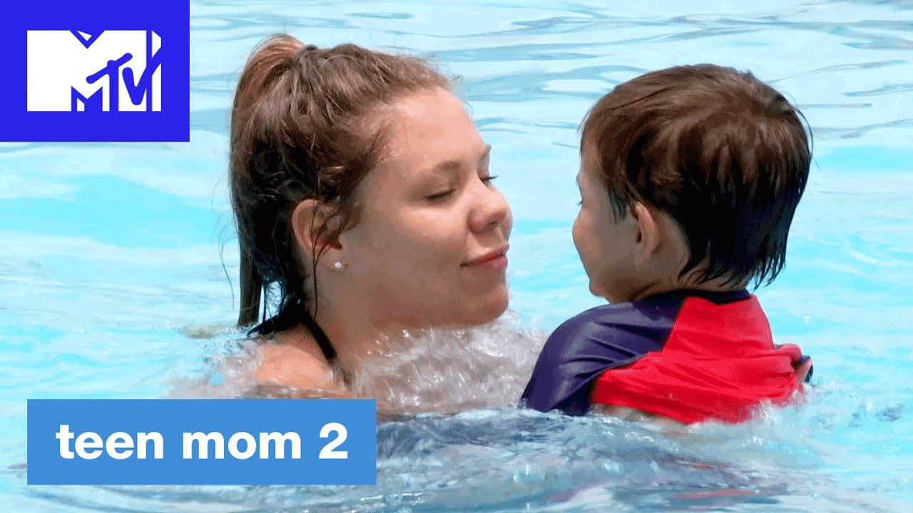 Summers For Kids Official Montage  Teen Mom 2 Season -3709