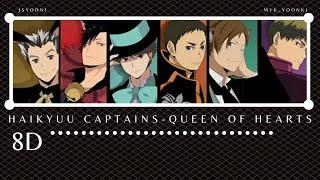 Original video (haikyu!! captains):https://www./watch?v=ncsnnuzagjqhope you enjoy!!(b) bokuto (fukurodani academy) (k) kuroo (nekoma high)(o) oik...