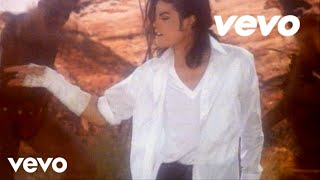 Michael Jackson - Black Or White (Official Video - Shortened Version)