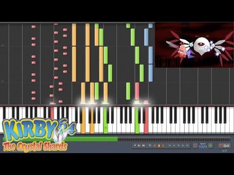 Kirby 64 - 0² (Zero-Two) Battle (Synthesia)