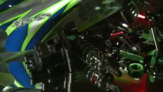 Ansmann Vapor Nitro Rc Buggy Self Build Kit Combo