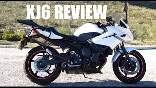 Yamaha XJ6 Diversion (FZ6R) 4 year/30000 mile in-depth review