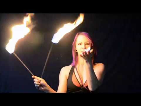 Fire Eater - Fire Eating Tricks - Fire Performer - Massachusetts - Fire Gypsy
