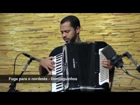 "<span class=""title"">Fuga para o Nordeste (Dominguinhos) - Hercules, Victor e Juninho</span>"